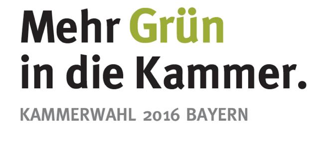 Kammerwahl 2016