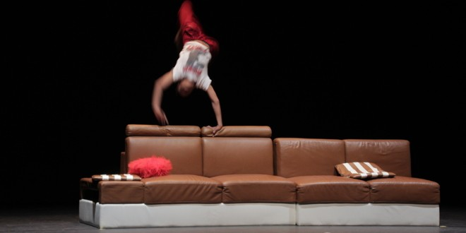 Tanzperformance Melting spots to dance with... Bildnachweis: Giovanni Lo Curto