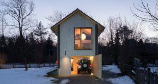 Nominiert für den artouro 2016: Das Holzhaus am Auerbach