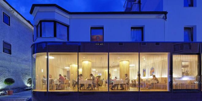 Hotel Hinteregger, Speisesaal