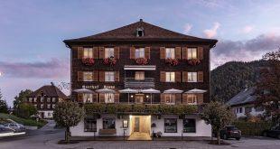Vom rechten Maß: Baukunst, Kulinarik und Gastkultur in der Krone Hittisau